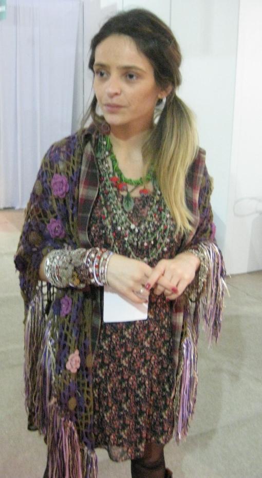 A designer Patricia Martello