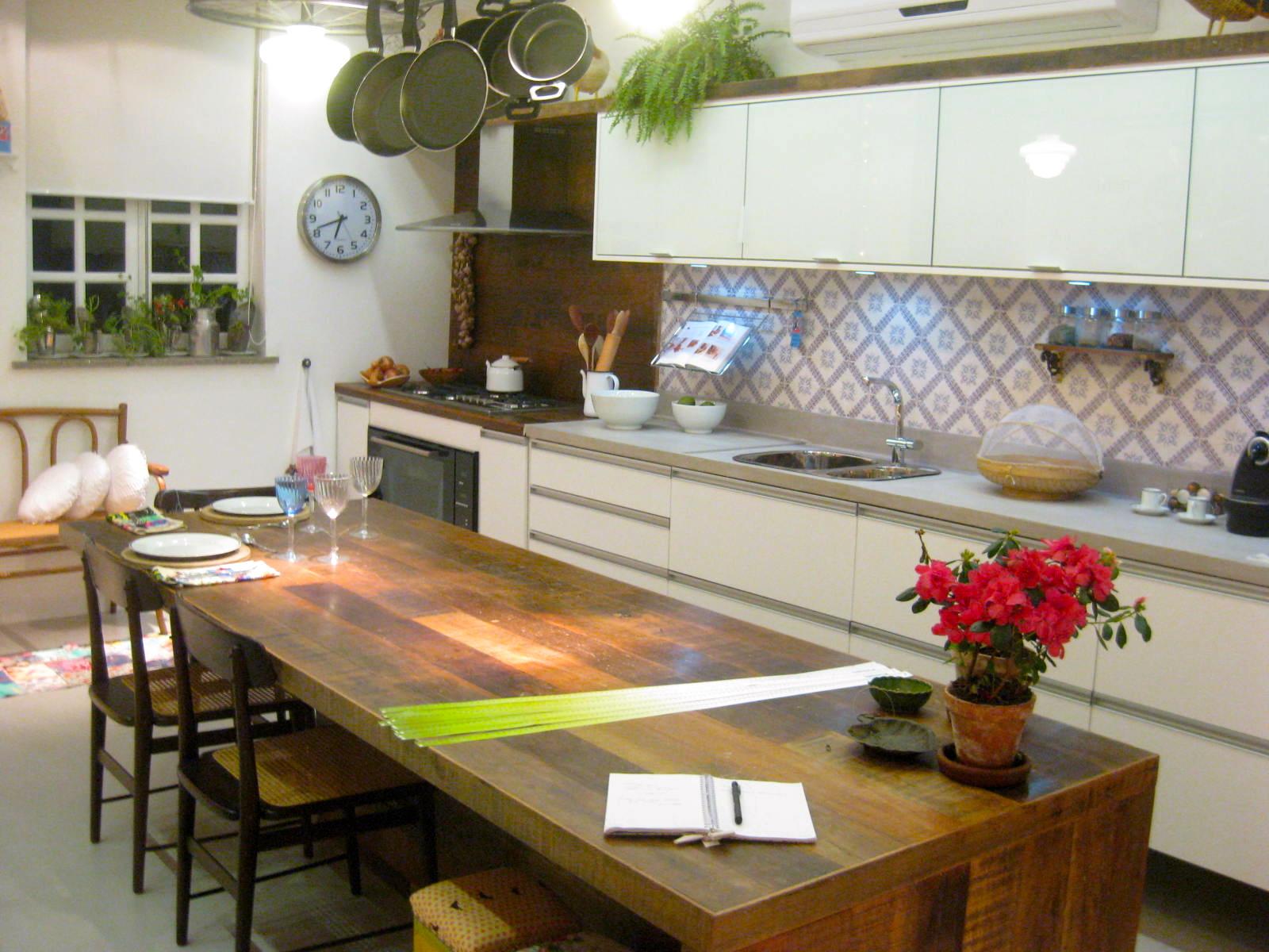 Projeto Cozinha com História renova conceitos de conviver. Projeto  #673E19 1600 1200