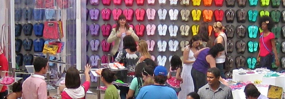 RETAIL DESIGN – Lojas Flagship, Boutiques         e          Multimarcas (6/6)